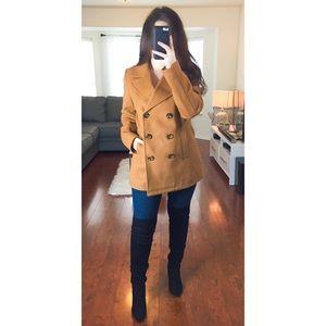 Kristen Blake Fine Australian Wool Blend Pea Coat
